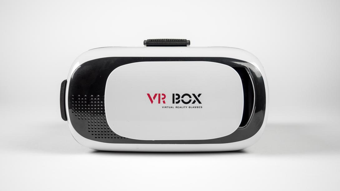 VR Box 2.0 voorzijde