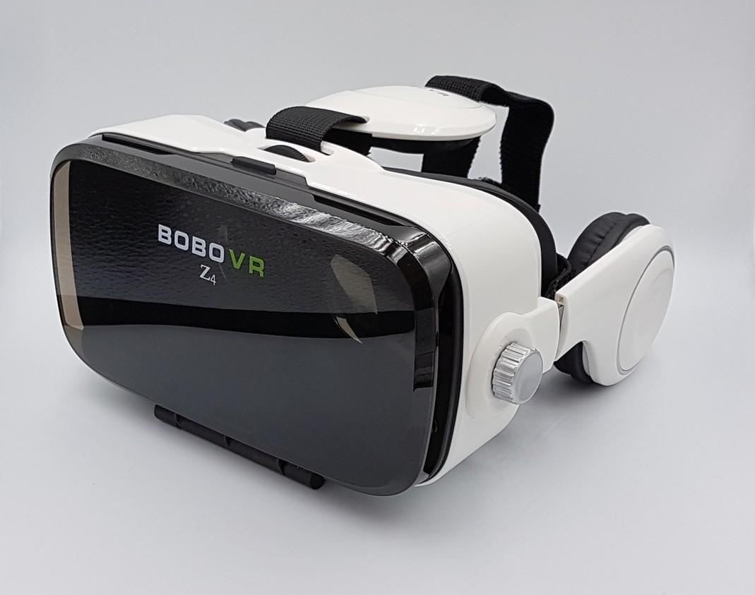 BoboVR Z4 bril wit voorkant