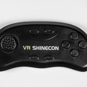 Zwarte VR Shinecon bluetooth gamepad